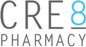 CRE8 Pharmacy Logo